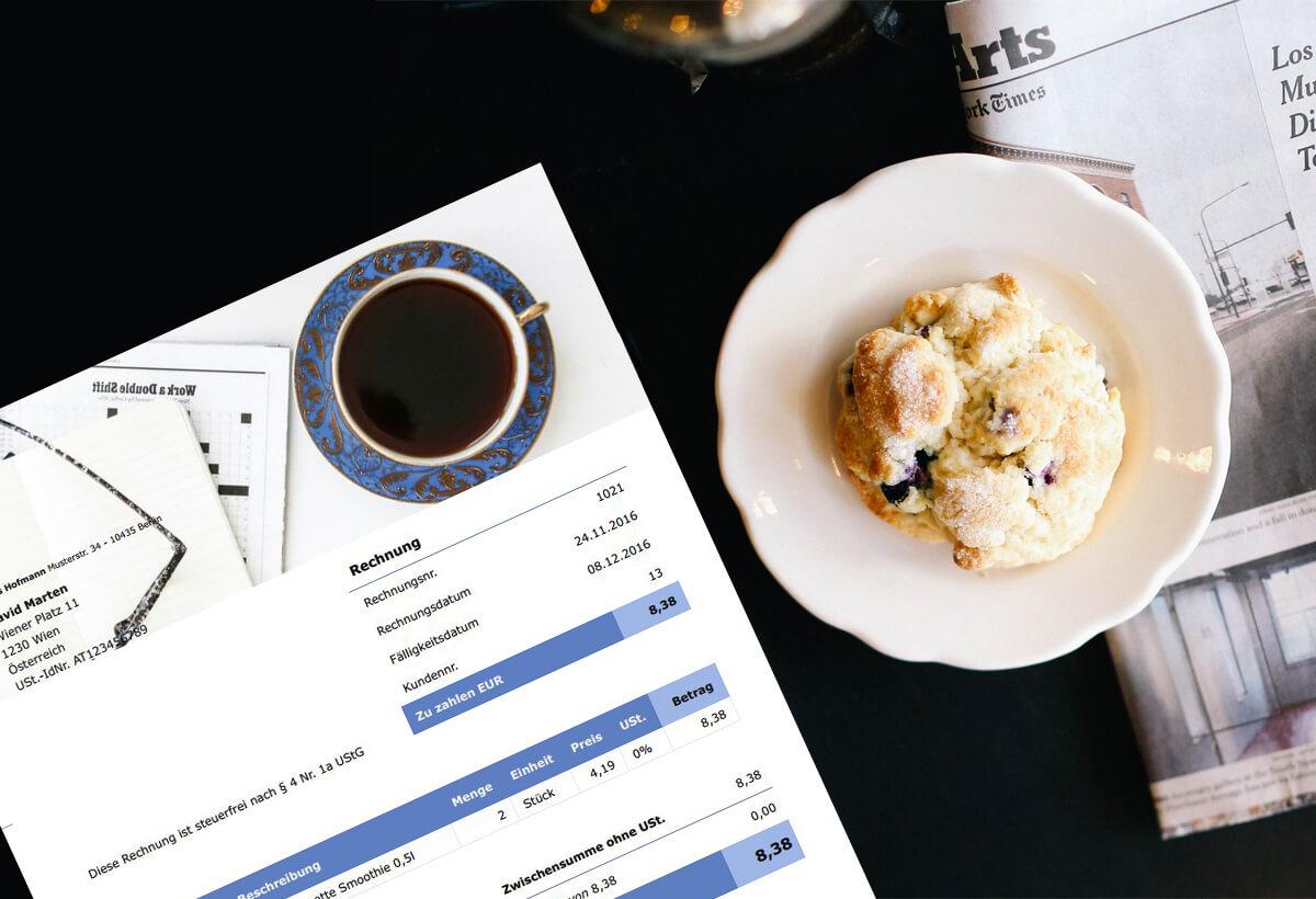 Eine Professionelle Rechnung Schreiben In 7 Schritten