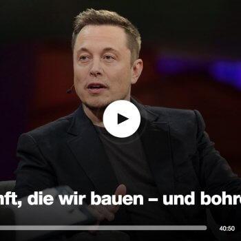Ted Talk Videos für Gründer