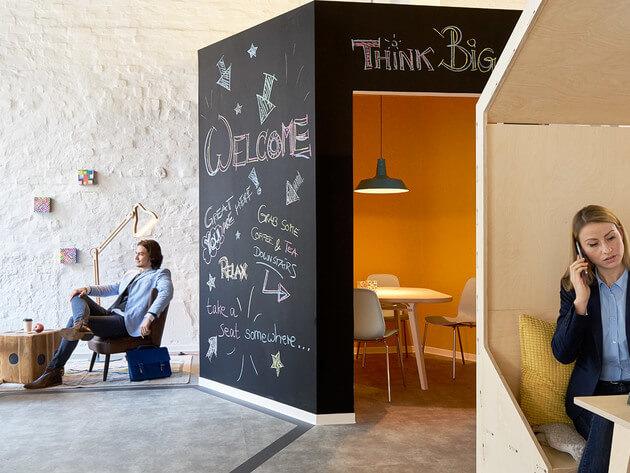 2 beehive coworking space hamburg - Die 10 coolsten Coworking Spaces Hamburg