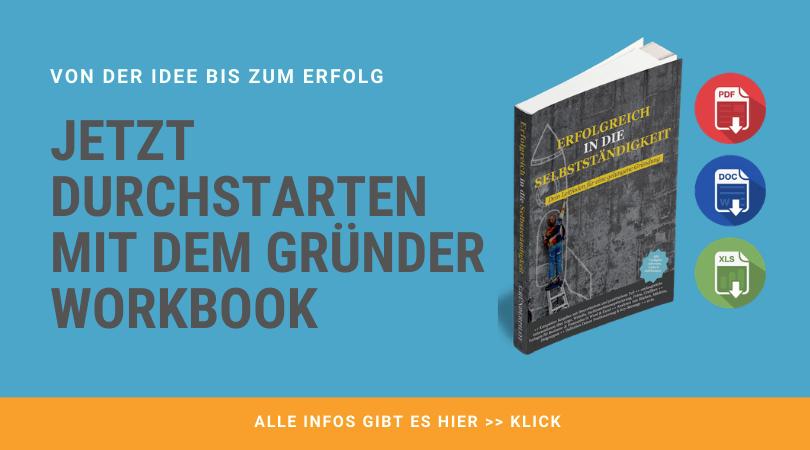 Workbook für Existenzgründer
